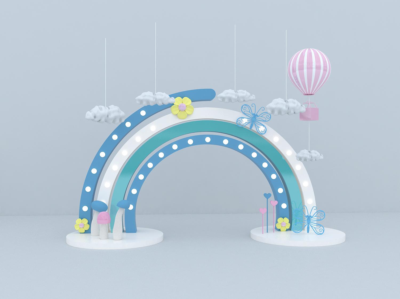 贵阳美陈公司,美果美陈,美陈设计,春节美陈,节庆氛围包装,玻璃钢雕塑